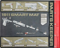 "NEW! Real Avid 1911 Smart Mat - 19x16"", 1911 Gun Cleaning Mat, 1911 Gra AV1911SM"