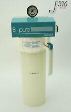 8033 Barnstead Polypropylene B-Pure Filter Holder W/ Wall Mount Brk 1/2 Sz D5839