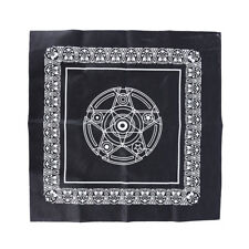 49*49cm pentacle tarot game tablecloth board game textiles tarots table cover W