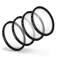 4x Close-Up Makro Filter 52mm für Canon EF 600mm f/4L IS II USM
