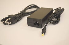 Adapter Charger for Gateway MS2273, MS2288, MS2290, NE51  +Power Cord