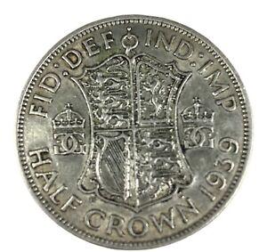 1939 Half Crown George VI