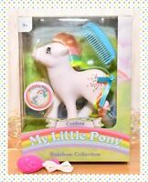 ❤️NEW Hasbro My Little Pony Rainbow Collection CONFETTI 35th Anniversary Retro❤️