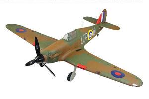 Dynam, Hawker Hurricane MKI, ARTF, V2, 1250MM Wingspan, With Retracts.