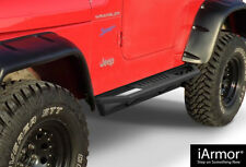 Off-Road Side Steps Armor Fit 87-06 Jeep Wrangler TJ/YJ 2Dr