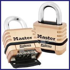Master Lock 1175D Combination Padlock ***NEW MODEL***