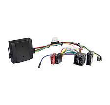MERCEDES Audio 10 CAN Bus Radio Adapter Interface Komfort Zündung Beleuchtung