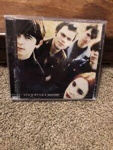 Slowdive Souvlaki 2 CD Deluxe Edition 2010 Remaster UK Import NEW & SEALED MINT!