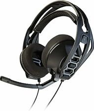 Plantronics RIG 500 Stereo Gaming Headset (Black) for PC