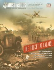 Against The Odds Magazine #27 - The Pocket At Falaise Boxed Edition NISW