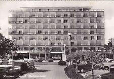 RICCIONE - Hotel Mediterraneo 1962