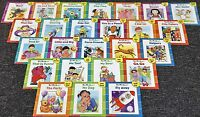 SIGHT WORD READERS SET 25 Homeschool Books Kindergarten Illustrated, Full Color