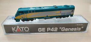 N Scale KATO VIA Rail Canada GE P42 Genesis Locomotive