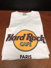 Hard Rock Cafe T-Shirt Paris XL EM4077