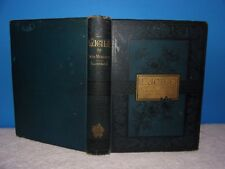 """LUCILE BY OWEN MEREDITH (""""1882"""" HARDCOVER) - 158 ILLUSTRATIONS"""