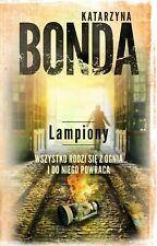 Katarzyna Bonda - Lampiony. Cykl Cztery zywioly. Tom 3 | Polish book