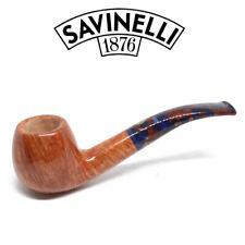 Neu Savinelli - Fantasia Glatt Natürlich Rohr - 626 - 6mm Filter