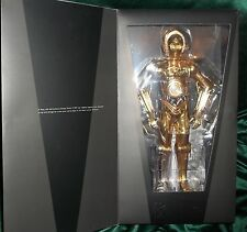 "star wars medicom japanese high detail 12"" 1/6 scale 2010 c-3po figure - in USA"