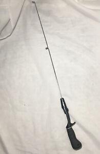 "Vintage Swede Stainless Stik 33"" Ice Fishing Rod"