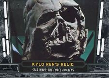 Star Wars 40th Anniversary Base Card #57 Kylo Ren's Relic