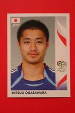 PANINI FIFA WORLD CUP GERMANY 2006 06 N. 448 JAPAN OGASAWARA  MINT!!!