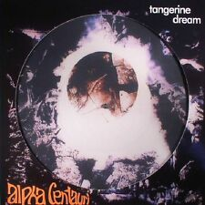 Tangerine Dream - Alpha Centauri - NEW SEALED limited 2 LP PICTURE DISC w/ bonu