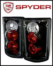 Spyder Ford Excursion 00-06/Econoline 150/250/350/450/550 95-06 Euro Tail Lights