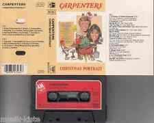 CARPENTERS - Christmas Portrait 📼 MC Musikkassette