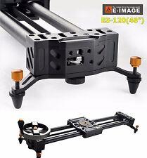 "Eimage ES-120 Carbon Fiber Slider 120cm 47"" with flywheel and top Germany Gear"