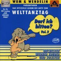 Werner Tauber (Orch.) Darf ich bitten? Vol.2-Welttanztag 1993 [CD]