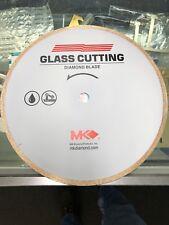 "10"" MK 215GL Glass Saw Blade M/P 155950/092333754842"
