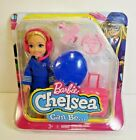 Barbie Chelsea Can Be Playset with Blonde Chelsea Pilot Doll FREE SHIP G2