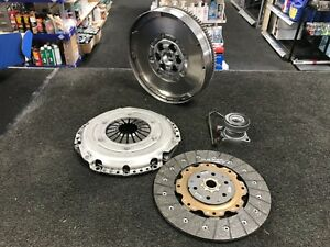 FOR VAUXHALL  INSIGNIA 2.0CDTi 130 2008-13 CLUTCH KIT DUAL MASS FLYWHEEL & CSC