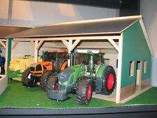 62502 Kleinkindspielzeug BRUDER Spielzeug bworld Pferdezaun Koppel weiß Pferde Bauernhof Zubehör