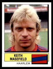 Panini Voetbal 88 (Nederland) Keith Masefield Haarlem No. 154