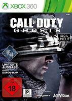 Call of Duty Ghosts - Xbox 360 - USK16 * Neu Versiegelt Verschweißt