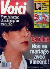 Mag 1994: CAROLINE DE of MONACO_DAVID HASSELHOFF_MICHAEL JACKSON_MADONNA