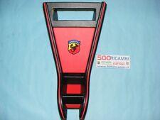 FIAT 500 F/L/R ADATTATORE PORTA RADIO OGGETTI VANO STEREO SPORTIVO ABARTH PELLE