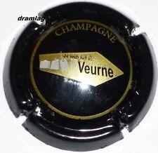 Capsule de Champagne :  PIOLLOT  ,  cuvée Veurne  , capsule belge , n°15