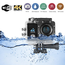 16MP H9 4K Ultra HD 1080P 2'' Wifi Sport Action Camera Bike Camcorder Waterproof