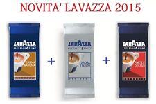 600 Capsule caffè lavazza:400crema&aroma+100aroma&gusto+100forte&deciso cialde e