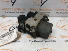 RENAULT MEGANE SCENIC I Ja Hydraulic Manifold ABS ECU 7700423070 0265216608
