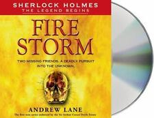 Fire Storm (Sherlock Holmes: The Legend Begins), Lane, Andrew