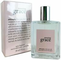 AMAZING GRACE by Philosophy for women EDT 2 .0 / 2 oz New in Box
