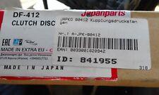 Clutch Disc JAPANPARTS DF-412   HONDA CIVIC 2012-19 ,  CR-V 2012-2016