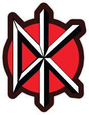 "Dead Kennedys sticker decal 4"" x 5"""
