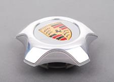 Genuine PORSCHE Cayenne Aluminum Star-Shaped Center Cap 955361303089A1