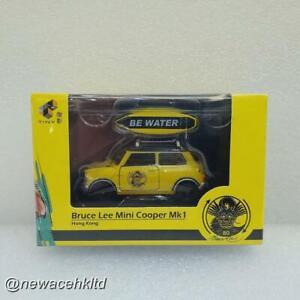 Mini Cooper Mk 1 Bruce Lee TINY 1/50 #ATC64989