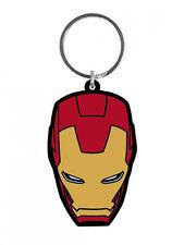 Avengers Age of Ultron Rubber Keychain Iron Man 6 cm Pyramid International The