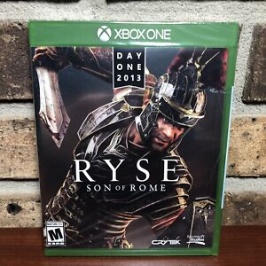 Microsoft Xbox One Ryse: Son of Rome - DAY ONE 2013 Edition BRAND NEW SEALED!